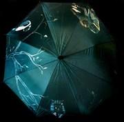 зонт с авторской росписью в наличии и на заказ