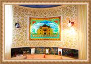 Профессиональная роспись стен интерьера на заказ в Санкт-Петербурге