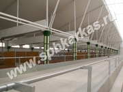 Строительство реконструкция оборудование сельскохозяйственных ферм и д