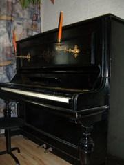Антикварное пианино Muller