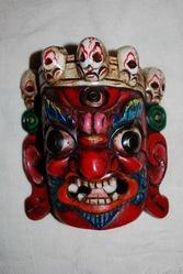 Маска из Тибета