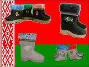 Валенки производство Беларусь