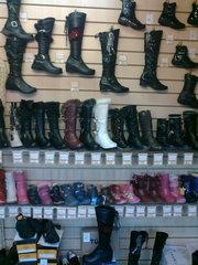 Обувь детская и подростковая,  более 250 моделей на все сезоны