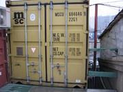 рефконтейнер 40 фт, контейнер 40 и 20 фт