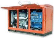 Дизель генератор (электростанция) АД-60-Т400-1Р  (ЯМЗ-236) 60 кВт