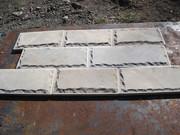 Камень для отделки фасада-песчаник