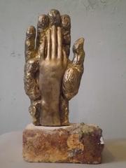 скульптура для интерьера дома и скульптура для интерьера офиса