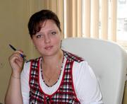 Главный бухгалтер Виктория 35 лет