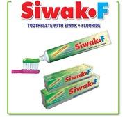 Зубная паста Siwak-f
