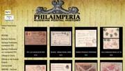 PHILAIMPERIA - Почтовые отправления ,  Цельные вещи ,  конверты