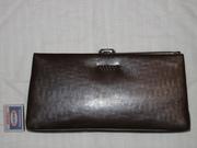 Клатч сумка ридикюль(оторван металлический обод)