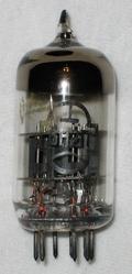Радиолампа 6Н2П 1961 года