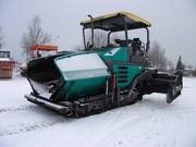 Продаю асфальтоукладчик Vogele Super 1600-2 2007 года