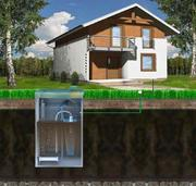 Организация канализации в загородном доме