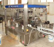 Продам Этикетировочный автомат OXE VINOMAC 720F9S3/E3+SL