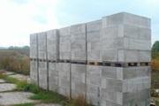 Пенобетонные блоки напрямую с завода от 2600р