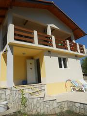 Новый дом на п-о Луштица,  в селе Мардари
