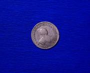 Продаются серебряные монеты рубль, полтина, полуполтинник.Оригиналы.