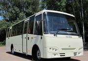 Автобус ISUZU Атаман — пригородный,  новый.