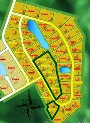 6 участков (200 соток) в коттеджном поселке в Латвии (ижс)