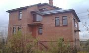 Кирпичный трехэтажный жилой дом  в городе Пушкин