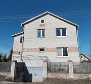 Продам трёхуровневый коттедж в Белоруссии,  частичной внутренней отделки.