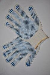 Перчатки хб с ПВХ,  спецодежда,  рабочая обувь