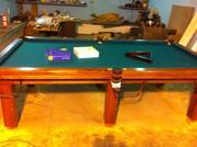 Бильярдный стол хорошего качества недорого
