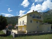 Новый дом в Зеленике в уединенном месте,  Бока Которская.