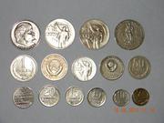 монеты СССР,  Юбилейные 25 руб. Сочи 2014