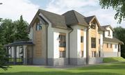 Проектирование частных домов,  коттеджей,  общественных зданий