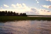 Участок на берегу озера Комсомольское Приозерский р-н Лен обл