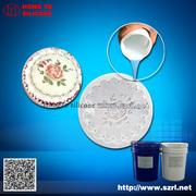 Пищевой силикон, силиконовые формы, Платиновый силикон