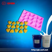 Силикон, силикон на основе платины,  пишевой силикон,  силикон для кексов