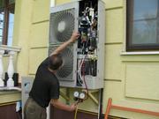 Кондиционеры и вентиляция,  монтаж,  сервис,  проект от А до Я