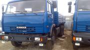 Бортовой КамАЗ-53215