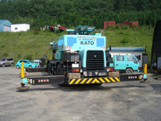 Продается кран 35 тонн KATO KR35H-V,  1994 год