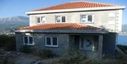 Новый дом в Игало под чистовую отделку,  Бока Которская.