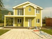 Новый,  очень аккуратный дом в Челуге,  рядом с Баром,  Барская Ривьера.