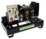 Дизельные электростанции с двигателем Lombardini