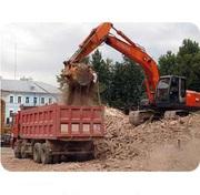 Вывоз строительного мусора с грузчиками недорого СПб