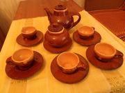 набор керамической посуды