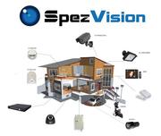 Оборудование систем безопасности и видеонаблюдения