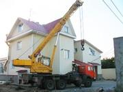 Услуги автокрана 25 тонн стрела 22-31м