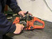Срочный  ремонт бензопилы, заточка цепи