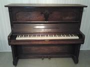 Пианино ED.Seiler ( конец 19-го века,  трофейное)