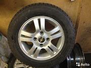 Продам колеса зимняя резина Chevrolet Lacetti