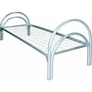 Одноярусные кровати металлические для больниц,  кровати для хостелов