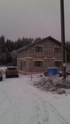 Продам новый дом в д. Истиннка Гатчинский район.