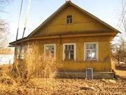Бревенчатый дом д.Мыза-Ивановка (Пудость)  Гатчинский район